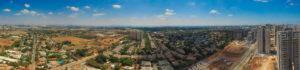 הדמיית קומות גני תקווה - קומה 25